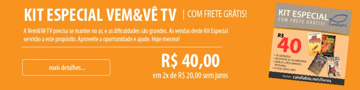 Promoção KIT VVTV
